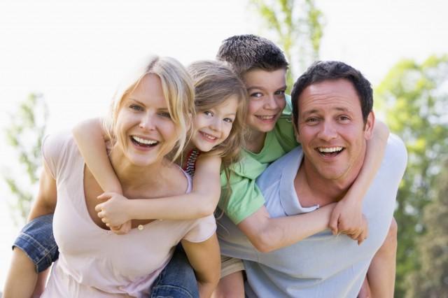 Rodinná dovolená na Šumavě