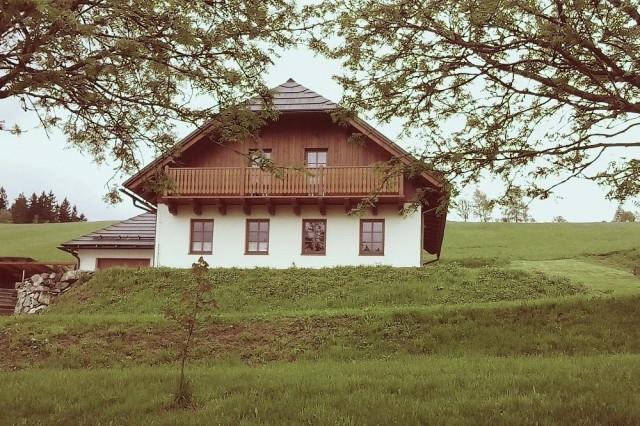 Ubytování na kopci